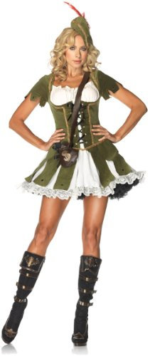 Thief Of Hearts Women'S Costume- Small/Medium