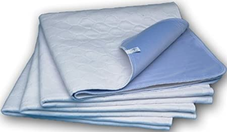 Sahara Quilted Washable Underpads, 34x36 in., Absorbency 50 oz., Each