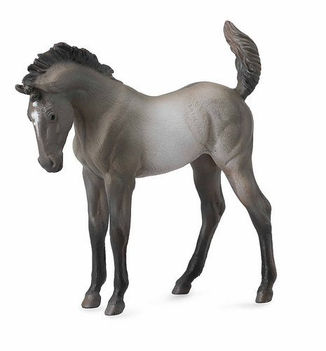 CollectA Mustang Foal, Grulla