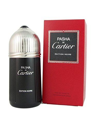Cartier Pasha Edition Noire Eau De Toilette Spray 150ml
