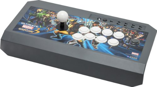 Hori Officially Licensed Ultimate Marvel vs Capcom 3 Stick (PS3)