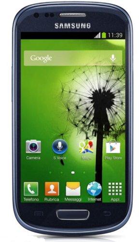 "Brand New Samsung Galaxy S3 Mini Ve Gt-I8200 Black (Factory Unlocked) 8Gb , 4.0"" , 5Mp"