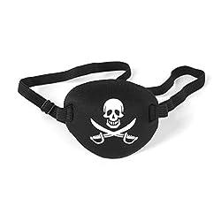 Imported Child Kids Pirate Skull Crossbone Eye Patch Eye Mask Eyeshade for Lazy Eye