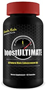 boostULTIMATE Penis Enlargement Pills - Male Enhancement Formula - Gain 3+ Inches