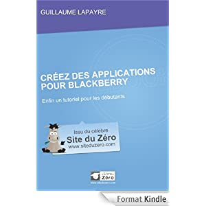Cr�ez des applications pour BlackBerry