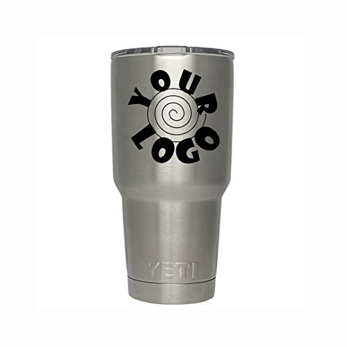 Show employee or client appreciation with this gift of a YETI 30 oz Rambler tumbler customized with your business logo (Employees As Customers compare prices)