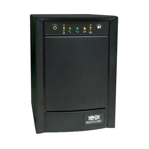 Tripp Lite SMART1050SLT 1050VA - 1000VA 650W UPS Smart Tower AVR 120V USB DB9 SNMP 8 OutletsB0001AC2Q4