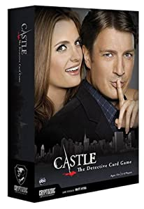 Castle The Detective Card Game