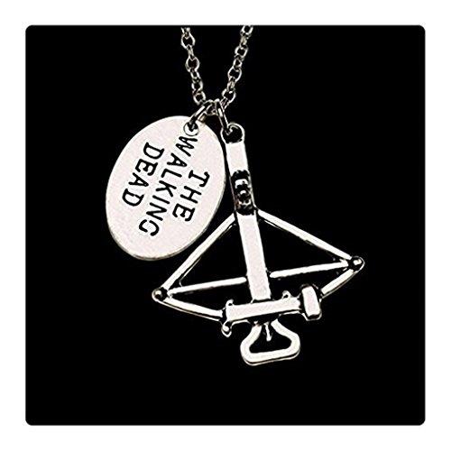 Bow and Arrow Necklace pendant , Walking Dead, Brave, Merida, Personalized, Birthstone, Initial Charm, Daryl Dixon, Arrow jewellery
