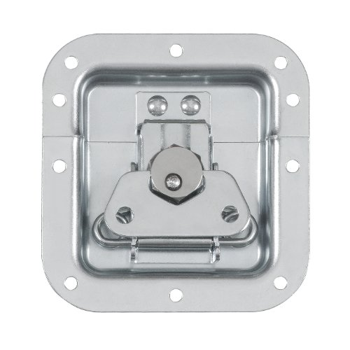 Reliable Hardware Company RH-A3020-A Recessed Latch Medium Butterfly Spring Loaded Zinc Road Case