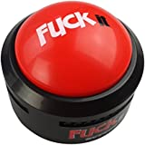 "Fuck It! Button (Lights up with 10 Funny ""Fuck It"" Phrases!)"