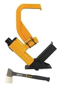 Factory-Reconditioned BOSTITCH U/MIIIFS 1-1/2-inch to 2-inch Pneumatic Flooring Stapler