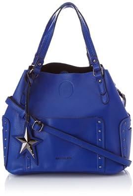 Thierry Mugler Light 2, Sac porté épaule - Bleu (3810 Bleu Royal), Taille Unique
