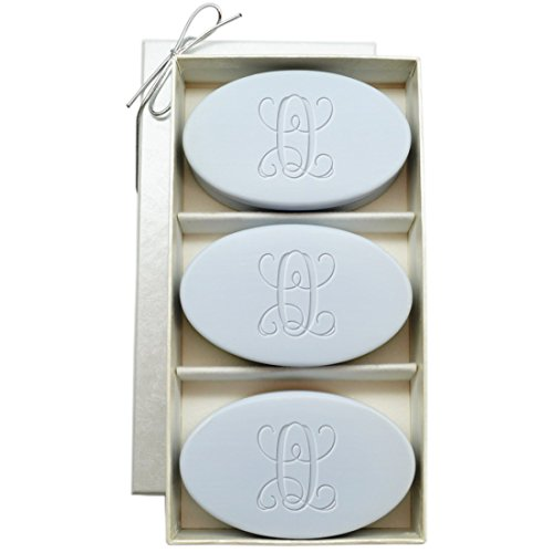 Monogrammed Soap Bars back-1059806