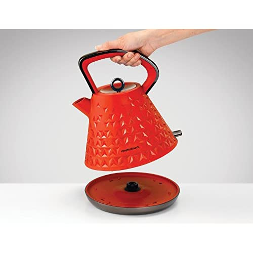 Morphy Richards 108106 Prism Kettle - Orange