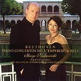 ベートーヴェン:ピアノ協奏曲第5番「皇帝」&第3番