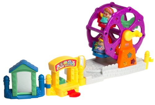 Fisher-Price Little People Musical Ferris Wheel