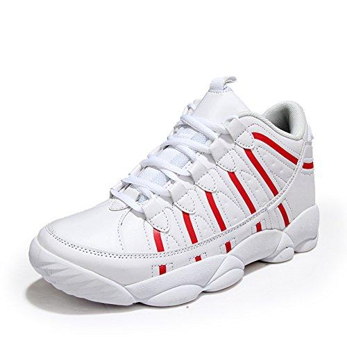 YUE Couple en été et en automne des chaussures de sport/Coupe-bas bas lourds hommes chaussures