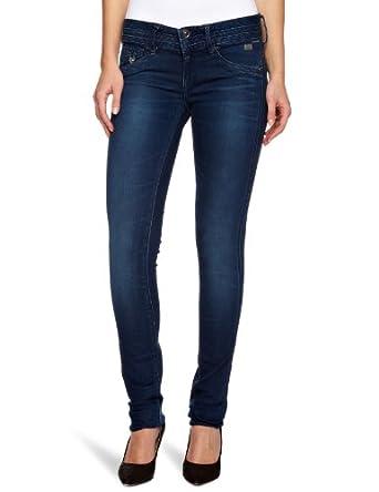 G-Star Basics 60495 Skinny Women's Jeans Dark Aged W24INxL30IN