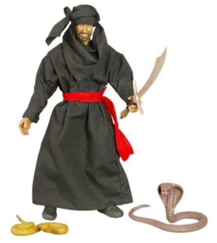 Picture of Hasbro Indiana Jones 12 Inch Figure - Cairo Swordsman (B000XUAG0G) (Hasbro Action Figures)