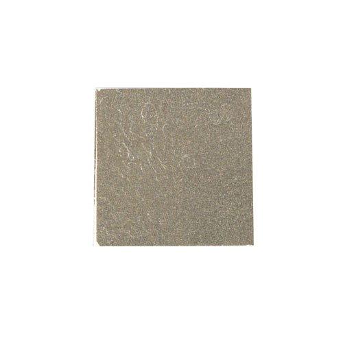 カラー純銀箔 #602 象牙色 3.5㎜角×5枚