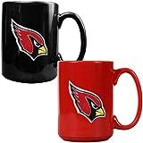 NFL Two Piece Ceramic Mug Set - Primary Logo