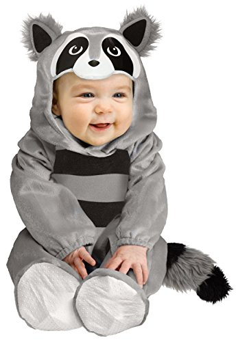Baby Raccoon Baby Infant Costume (6-12)