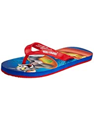 Tom And Jerry Boy's Flip-Flops And House Slippers - B00P0O5MNQ