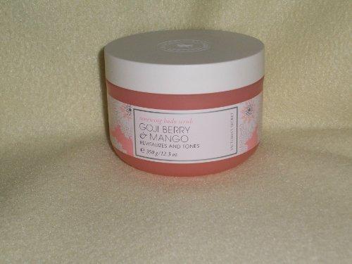 Victoria's Secret *Goji Berry & Mango* Renewing Body Scrub