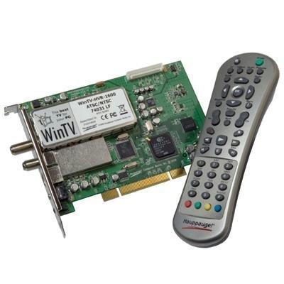 WINTV-HVR-1600 Pci Mc Kit Vista Canada Ntsc & Atsc HD with mc Remote