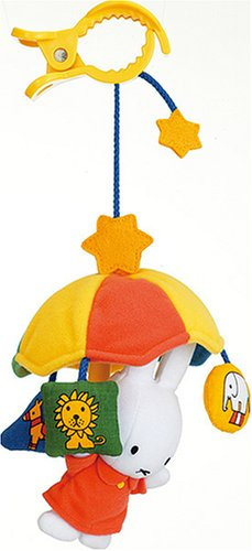 Miffy Walk Merry 60-132 (Japan Import) front-12093