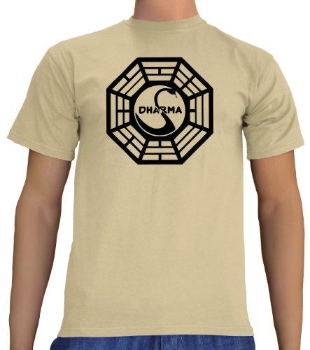 touchlines-t-shirt-uomo-beige-sand-xl