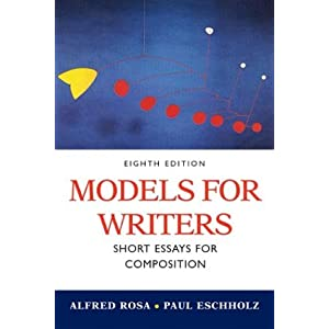 models for writers short essays for composition ebook