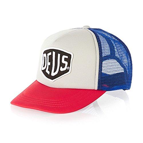 (デウス エクス マキナ) Deus Ex Machina メンズ 帽子 キャップ Deus Ex Machina Baylands Trucker Cap 並行輸入品