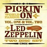 Various Pickin on Led Zeppelin 1 & 2