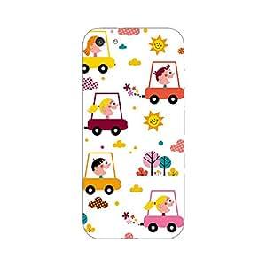Garmor Designer Plastic Back Cover For Apple iPhone 5C