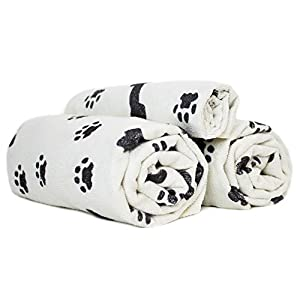 Zwipes Small Microfiber Pet Towel or Blanket