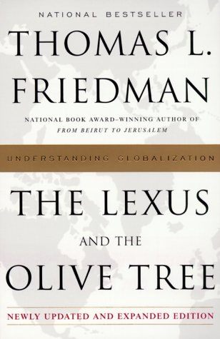 Image for The Lexus and the Olive Tree: Understanding Globalization