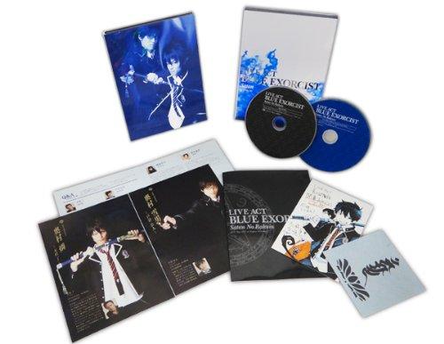 LIVE ACT 青の祓魔師~魔神の落胤~ [Blu-ray]