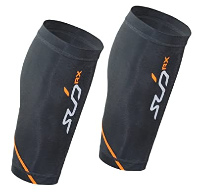 Sub Sports RX Men's Graduated Compression Baselayer Calf Guards by Sub Sports Ltd