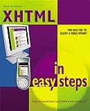 XHTML in Easy Steps (In Easy Steps)