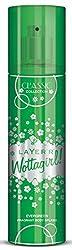Layerr Wottagirl Classic Collection Evergreen Fragrant Body Splash, 135ml