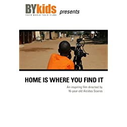 Home is Where You Find It (Institutional Use)
