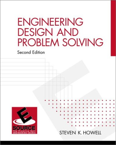 Engineering Design and Problem Solving (2nd Edition)