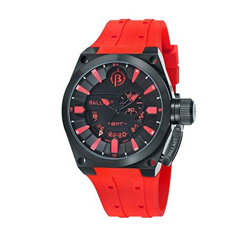 Ballast Men's BL-3108-0C VALIANT Analog Display Swiss Made Watch