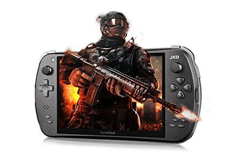 JXD S7800B 16GB 黒 7インチ IPS液晶 Android 4.4 RK3188 Cortex-A9 Quad Core 1.6GHz ブラック HDMI搭載 Miracast [正規輸入品]