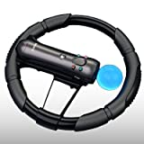 PS3 MOVE RACING CAR STEERING WHEEL BY CELLAPOD CASES