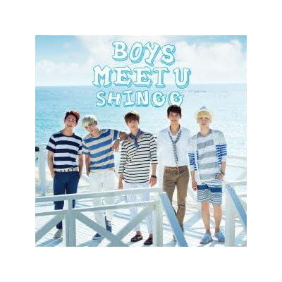 Boys Meet U (先着特典スクラッチシート付)(初回生産トレカ封入)(通常盤)(CD+DVD) をAmazonでチェック★