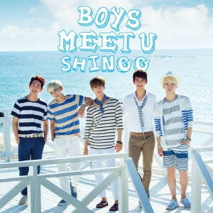 SHINee – Boys Meet U