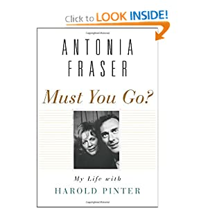 Must You Go? - Antonia Fraser